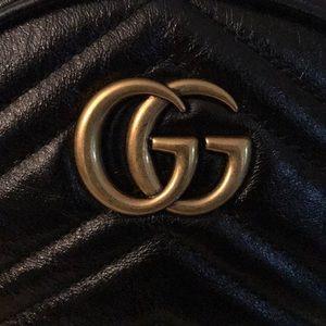 d5123545c636 Gucci Bags | Authentic 2019 Marmont Round Mini | Poshmark